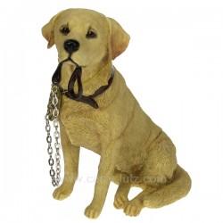 Labrador beige laisse Léonardo Collection CL50011029, reference CL50011029