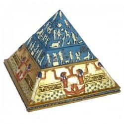 Boite pyramide Thème Egypte CL50030085, reference CL50030085