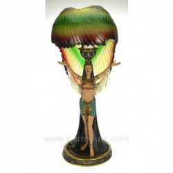 Lampe Isis couleur Thème Egypte CL50030094, reference CL50030094