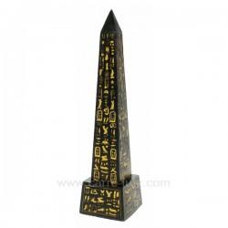 Obelisque Thème Egypte CL50030120, reference CL50030120