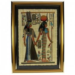 Papyrus avec encadrement PM Thème Egypte CL50031002, reference CL50031002