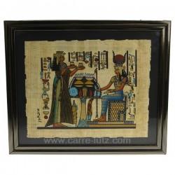 Papyrus avec encadrement Thème Egypte CL50031029, reference CL50031029