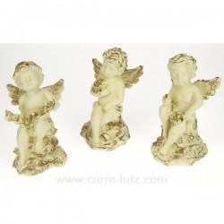 ANGE PAR 3 Cadeaux - Décoration CL50060017, reference CL50060017