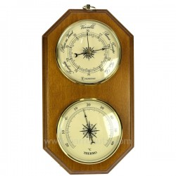 Barometre thermometre octo. Cadeaux - Décoration CL50110021, reference CL50110021