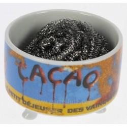 Cache gratte inox cacao La cuisine CL50150117, reference CL50150117