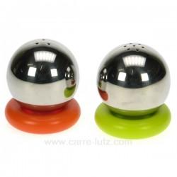 Sel et poivre anneau couleur Arts de la table CL50150625, reference CL50150625