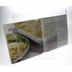 Lutrin acrylique La cuisine CL50150648, reference CL50150648
