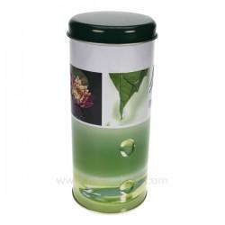 Boite a dosettes cafe Zen La cuisine CL50150665, reference CL50150665