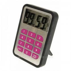 Minuteur forme calculatrice La cuisine CL50150735, reference CL50150735