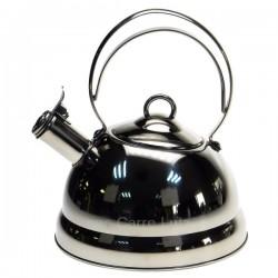 Bouilloire inox 3 litres en inox brillant, reference CL50155326