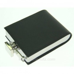FLASQUE ACIER Cadeaux - Décoration CL50180003, reference CL50180003