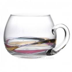 6 verres a punch Galeria L'apéritif CL50180018, reference CL50180018