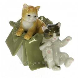 Boite a musique chats boite Carrousel manège et boite à musique CL50231072, reference CL50231072