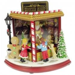 Magasin de Cookies du père Noël, reference CL50231126