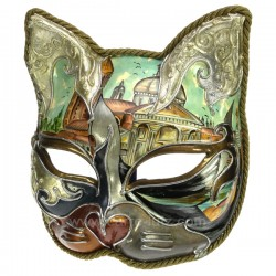 Masque de Venise chat Masque de Venise CL50240267, reference CL50240267