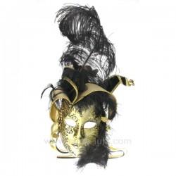 Masque de Venise harmony noir Masque de Venise CL50240344, reference CL50240344