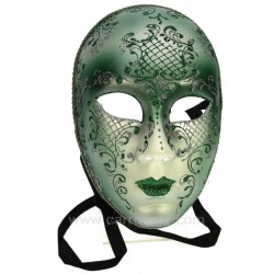 Masque de Venise luxe vert Masque de Venise CL50240375, reference CL50240375