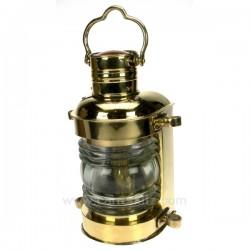lanterne laiton marine Cadeaux - Décoration CL50251015, reference CL50251015