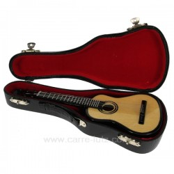 Mini guitare musicale Cadeaux - Décoration CL54000014, reference CL54000014