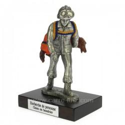 Collection pompier cynotechnique Objet en étain CL60000303, reference CL60000303