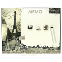 Memo metal Paris La cuisine CL80100045, reference CL80100045