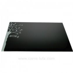 Memo en verre decor arbre La cuisine CL80100048, reference CL80100048