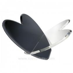 Porte revues acryl anthracite Cadeaux - Décoration CL83000046, reference CL83000046