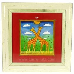 Cadre enfant theme girafe Cadeaux - Décoration CL90000248, reference CL90000248