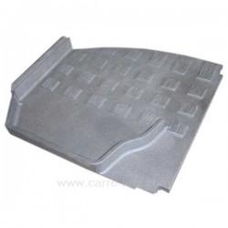 Plaque latérale droite P0021590 pour foyer insert Deville 7836 7861 7863 7865 7866 7867 7868 7887 7888 CO7836 CO7861 CO7863 C...