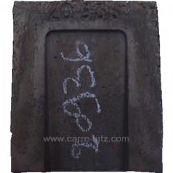 Brique de réduction P0020936 pour cuisinière bois charbon Deville 8611 , reference DV02093600