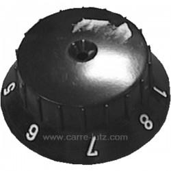 Manette de thermostat pour convecteur Efel , reference F2328