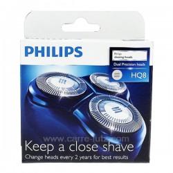 Grille de rasoir par 3 Philips Sensotec, reference HQ8