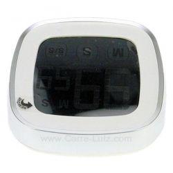 Minuteur électronique carré aimantable , reference CL50150815