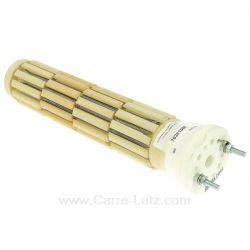 Résistance stéatite à barillets 52x250 1200W 230V monophasé de chauffe eau , reference 703610M