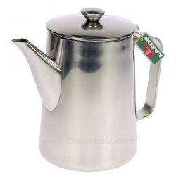 Cafetière inox 1,5 litre Lacor , reference 991LC62115