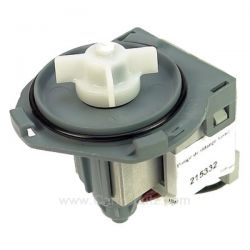 Pompe de vidange de lave vaisselle Vestel ref. 32015595 Airlux Atlantic Avea Aya Carrefour ref. Clayton Cobal Continental Edi...
