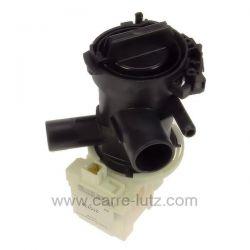 Pompe de vidange de lave linge Bosch Siemens 00145212, reference 215333
