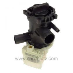 Pompe de vidange de lave linge Bosch Siemens 00145428, reference 215334