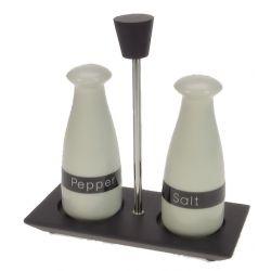 Ensemble sel et poivre avec support Lacor 62381 , reference 991LC62381