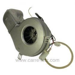 Ventilateur extracteur de fumée PL20CE0110 de poele a pellet Palazzetti 895725770 , reference 231111