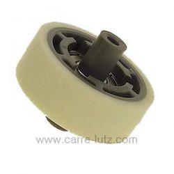 Roulette de tambour diamètre 40 mm de sèche linge Laden Whirlpool 480112101478 , reference 304432