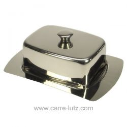 Beurrier inox , reference CL23010008