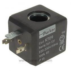 Bobine d'electrovanne de centrale vapeur 9W 220V diamétre 14 mm , reference 212403