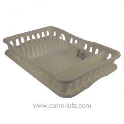 Egouttoir à vaisselle en plastique blanc , reference 993LB001