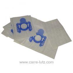 Sacs d'aspirateur microfibre par 5 AEG , reference 8026191