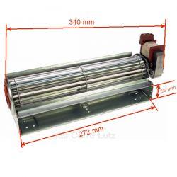 Ventilateur tangentiel 270 mm moteur à droite 1 vitesse équivalent aux ventilateurs tangentiels EMMEVI - FERGAS : TGA 60/1-27...