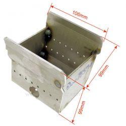 Creuset P0026591 pour poele a granulé Deville C07734 , reference DV0026591