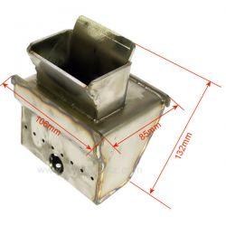Creuset P0026924 pour poele a granulé Deville , reference DV0026924
