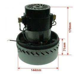 Moteur d'aspirateur 1600W , reference 715304