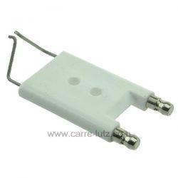 Electrode d allumage Viesmann , reference 6027305